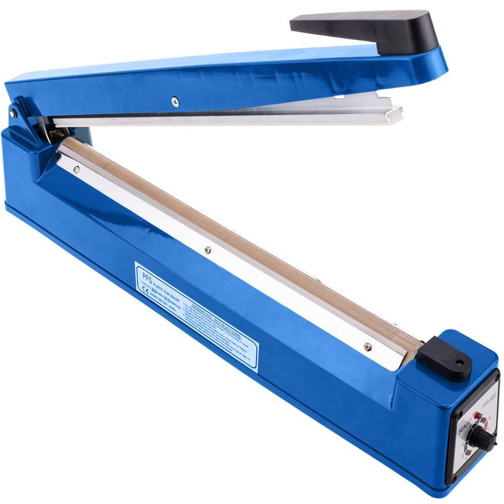 Máquina Profissional p/ Selar Sacos Plástico (40cm)