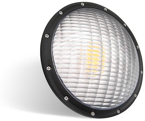 Lampada LED PAR56 p/ Piscina 12V AC/DC 25W IP68 6000K 2000Lm