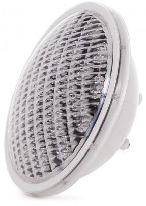 Lampada LED PAR56 p/ Piscina 12VAC 24W IP68 3000K 1800Lm