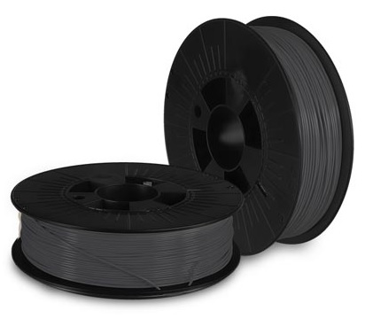 Filamento PLA 1,75mm - Preto Mate - 750g (IMPRESSORAS K8200, K8400, K8600, 3DPEN e 3DPEN2) - VELLEM