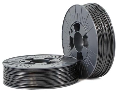 Filamento PLA 2,85mm - Preto - 750g  (IMPRESSORAS K8200, K8400 e K8600) - VELLEMAN
