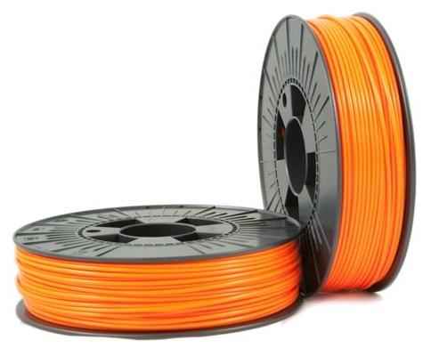 Filamento PLA 2,85mm - Laranja - 750g  (IMPRESSORAS K8200, K8400 e K8600) - VELLEMAN
