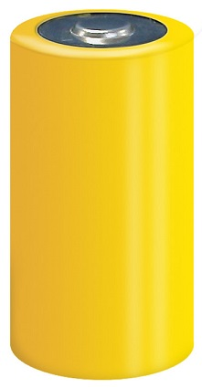 Pilha Lithium Li-SOCl2 C 3,6V 8500mAh (ER26500M)