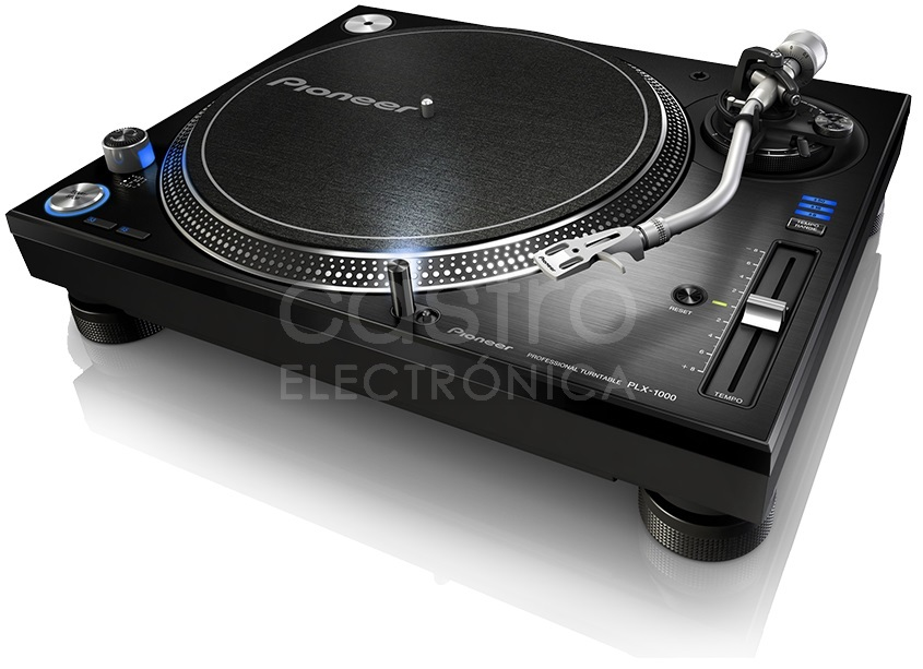 Gira Discos Profissional - Pioneer