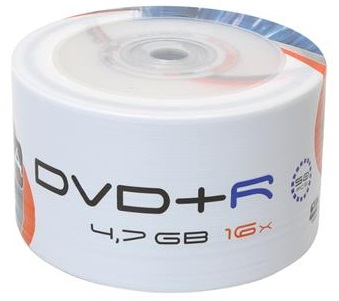 Pack 50 DVD+R 16x 4,7Gb - FREESTYLE