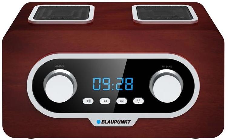 Rádio PP5.2BR FM PLL 3W c/ USB (Retro) - BLAUPUNKT