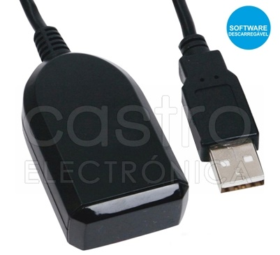 Programador USB p/ Comandos Made For You