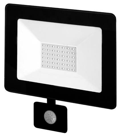Projector LED IP65 220V Branco F. 6000K 30W c/ Sensor