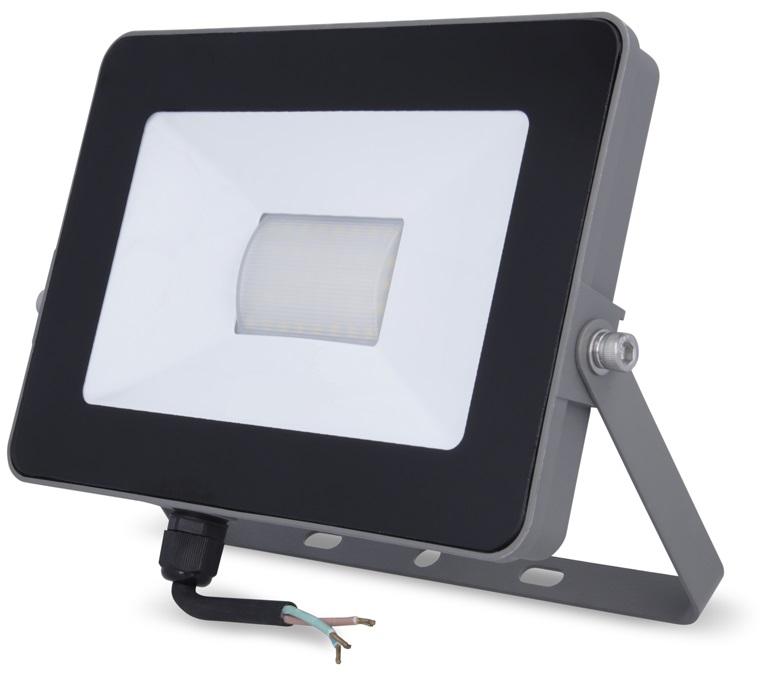 Projector LED IP65 220VAC Branco Q. 3000K 20W - ProFTC