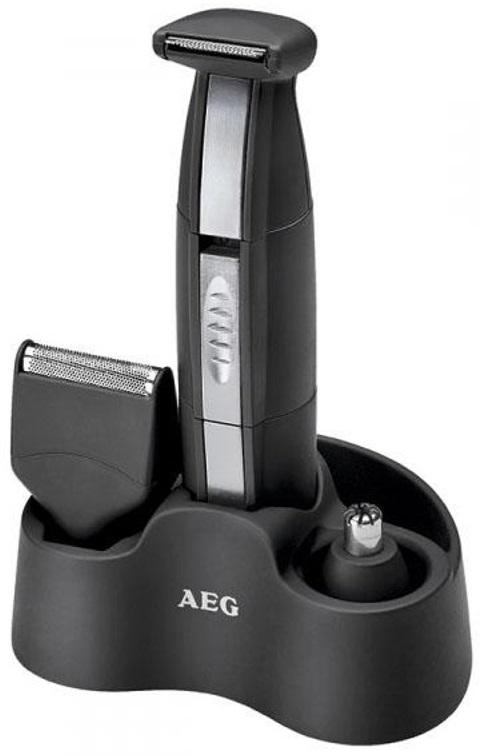 Máquina Cortar/Aparar Cabelo/Barba Precisão (Ajustável) - AEG