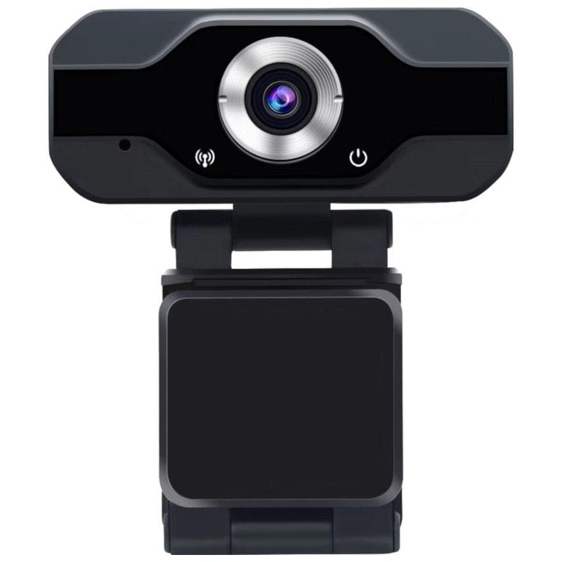 WebCam PVR006 USB 2MP Full HD (Preto) - ProFTC