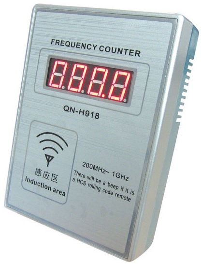 Frequencimetro Digital LCD (200Mhz a 1Ghz) - ProFTC