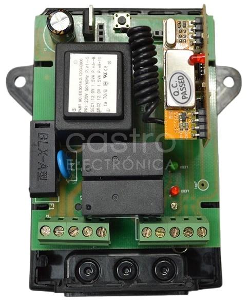 Kit Receptor Multi-Códigos 220V (Quadro Dupla Função)- ProFTC