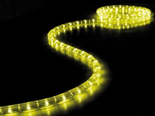 Mangueira Luminosa Amarela (5 mts)
