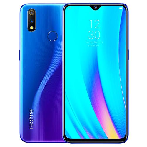 Smartphone 3 Pro 6.3 6GB/128GB Dual SIM (Azul) - REALME