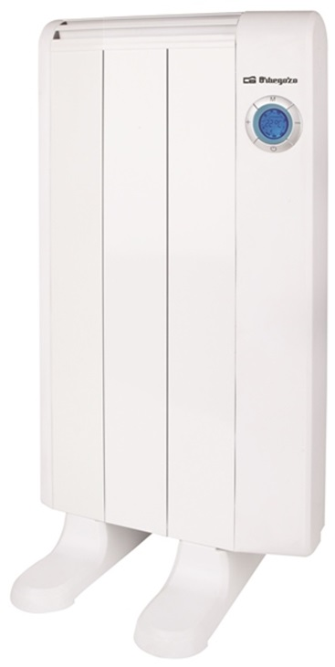 Aquecedor Emissor Térmico Digital 500W Branco c/ Comando - ORBEGOZO