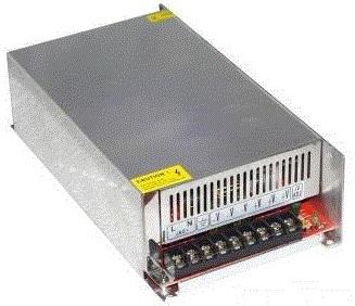 Fonte Alimentação Comutada 5VDC 400W 60A - CLOSED FRAME