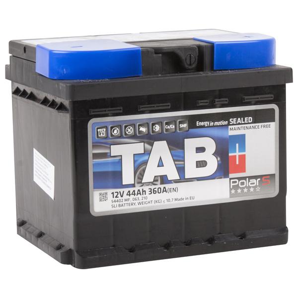 Bateria p/ Automóvel 12V 44Ah (207 x 175 x 175mm)