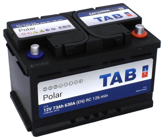 Bateria p/ Automóvel 12V 73Ah (278 x 175 x 175mm)