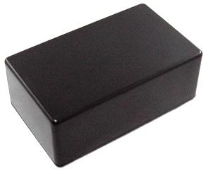 Caixa de Montagem (106 x 55 x 40 mm) - Preto