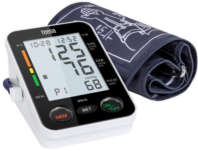 Medidor Tensão Arterial Digital 30...280 mmHg - TEESA
