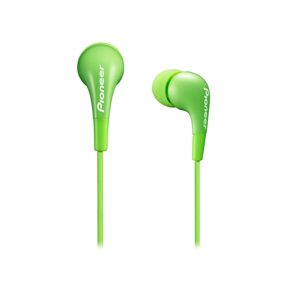 Auriculares (Verde) - PIONEER