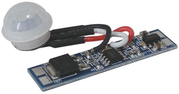 Módulo Sensor de Movimento p/ Perfil Iluminação LED - ProFTC