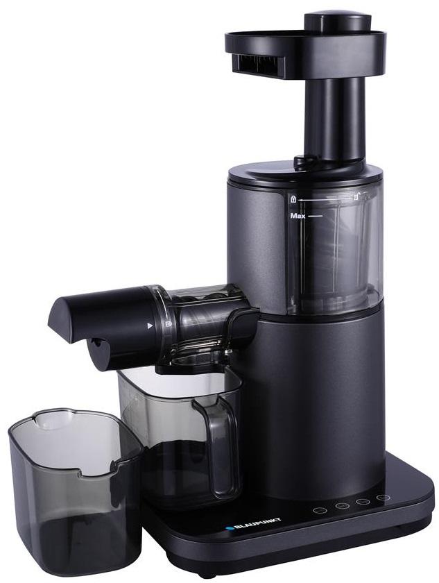 Espremedor de Baixa Rotação SJV701 0.75L 400W (Inox) - BLAUPUNKT