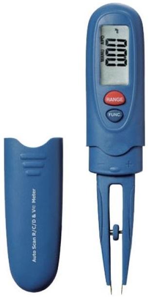 Multimetro / Testador de Componentes Electrónicos - ProFTC