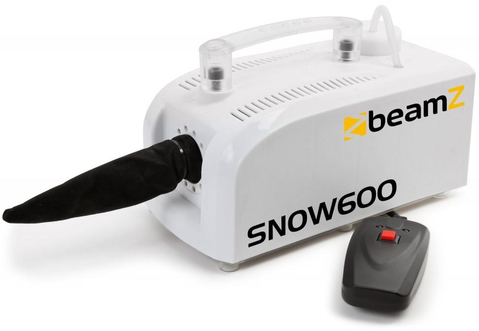 Máquina de Neve 600W (Branco) - beamZ