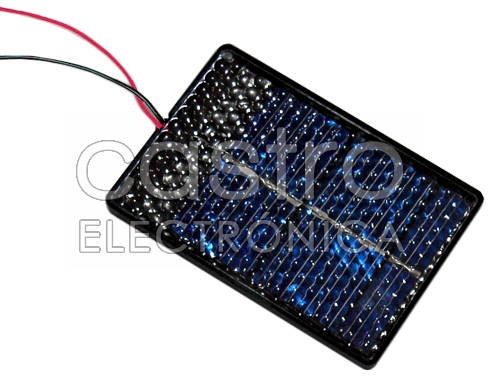 Painel Fotovoltaico 200mA / 2V - VELLEMAN