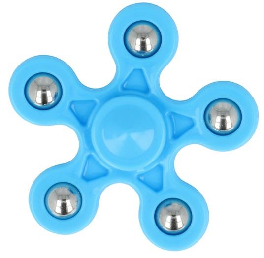 Fidget Spinner FLOWER - Azul