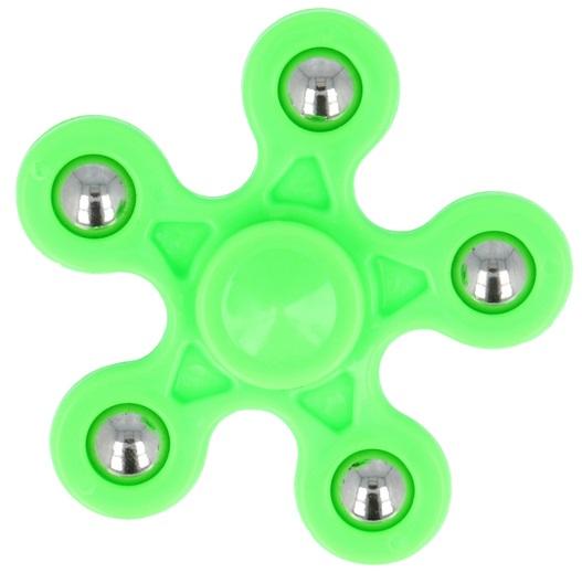Fidget Spinner FLOWER - Verde