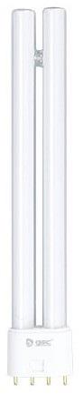 Lampada LED PL-L 2G11 4 Pinos LED 220V 8W 4000K 960Lm - GSC