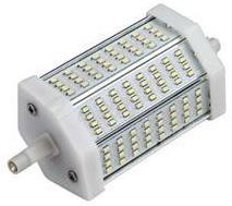 Lampada 96 LEDs SMD R7s 118mm 220V 10W 3000K 200º 780Lm