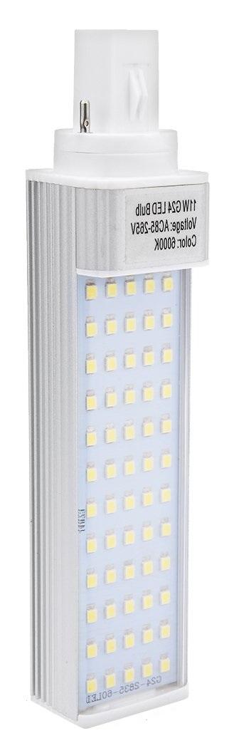 Lampada PLC G24 LED 220V 11W 4000K 120º 1000Lm - HOME PLUSS