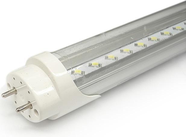 Tubo de LEDs T8 Transparente 45cm 220V 7W 4000K 675Lm (Rotativa) - ProFTC