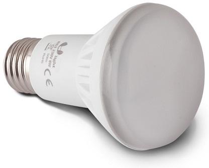 Lampada LED R63 220V E27 9W Branco Q. 3000K 120º 760Lm