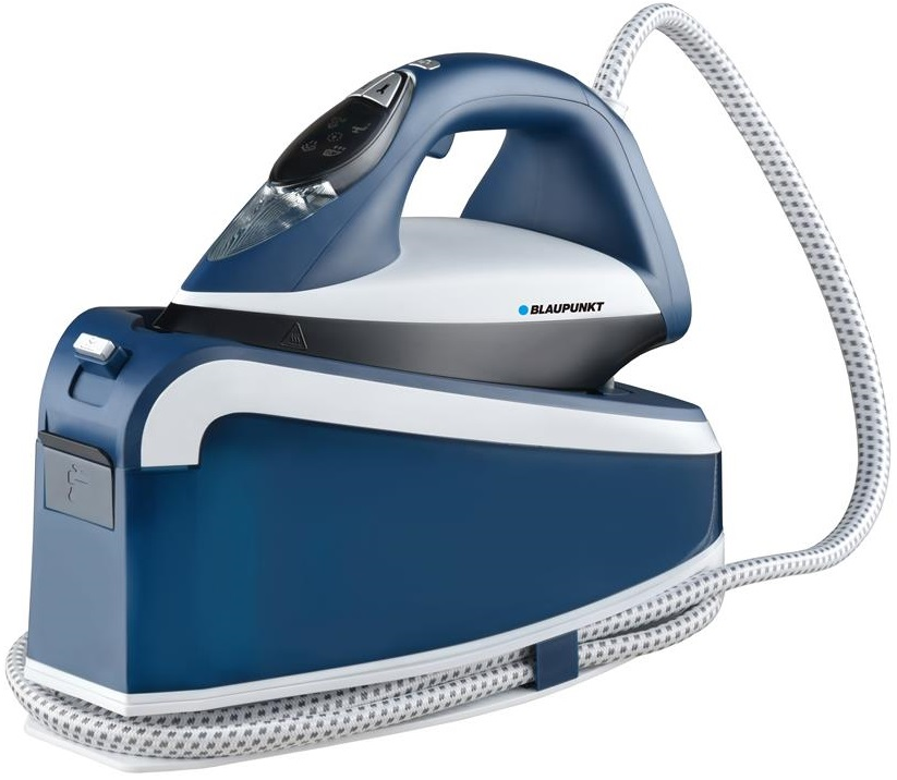 Ferro Caldeira p/ Engomar 1.5L 3200W (Azul) - BLAUPUNKT