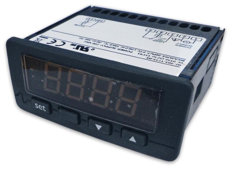 Termostato Digital (-50 a 150ºC) - EVCO EVK401P7VC