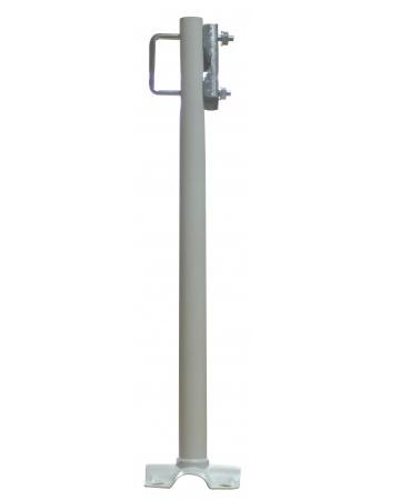 Suporte Fixação Mural p/ Mastro (50cm)