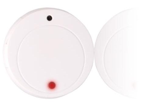 Sensor de Vibração/Quebra de Vidro s/ Fios p/ Alarmes SA & Q Series - BLAUNPUNKT SVGS-S2