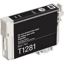 Tinteiro Compativel Epson T1281 Preto