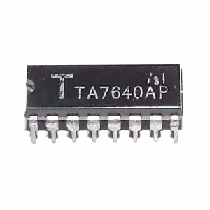 Circuito integrado TA7640AP