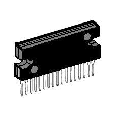 Circuito Integrado TA8221AL