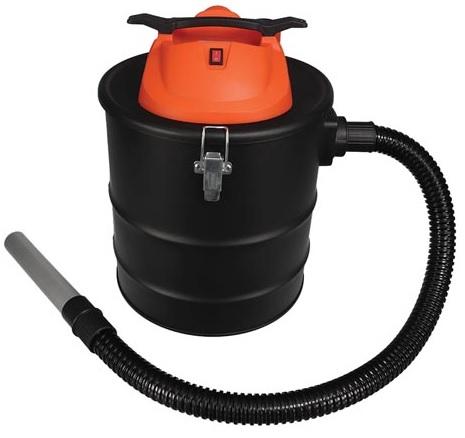 Aspirador 1200W 20L p/ Cinzas c/ Limpeza Automática do Filtro - PEREL