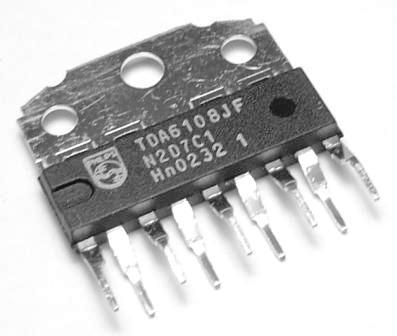 Circuito Integrado Philips TDA6108JF