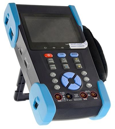 Comprovador CCTV Multifunções 5-EM-1 (Ecrã LCD 3,5) - ProFTC