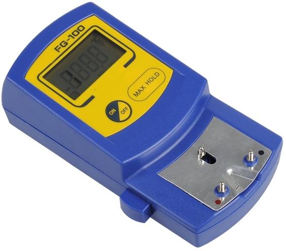 Comprovador de Temperatura p/ Ferros de Soldar - ProFTC