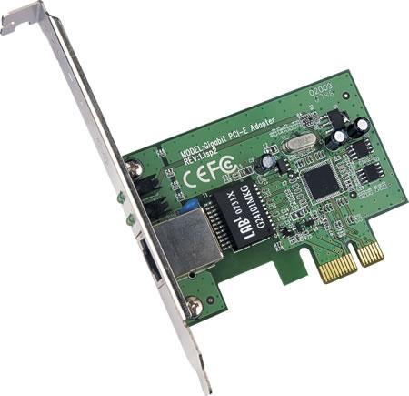 Placa Rede GIGABIT PCI-E - TP-LINK